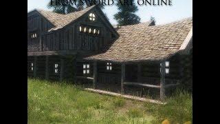 Skyrim Mod: Forest House K4 - Gameplay