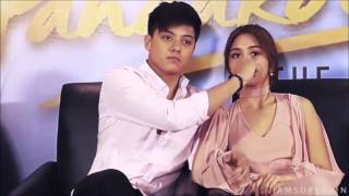 KathNiel's Public Display of Affection (PDA)