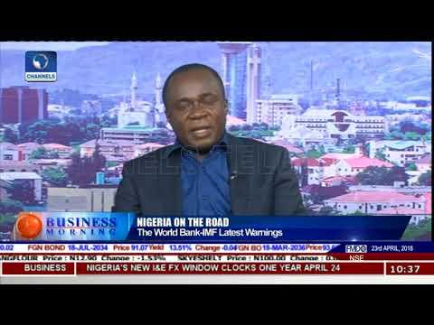 Uwaleke On New Economic Diplomacy Initiative Pt.1 |Business Morning|