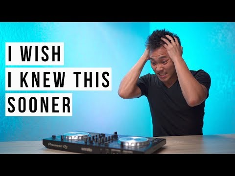 3 Lessons DJ's Learn TOO LATE