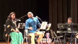 tum bin jau kaha by Rajesh panwar Sangita dave At Stamford CT US