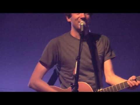 Snow Patrol - Crack The Shutters (Acoustic - Showcase Antwerpen Zuiderkroon - 25/05/2010)
