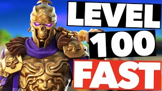 How to Get LEVEL 100 in Fortnite FAST Chapter 2 Season 5 GUIDE | Fortntie How to Get Level 100 FAST