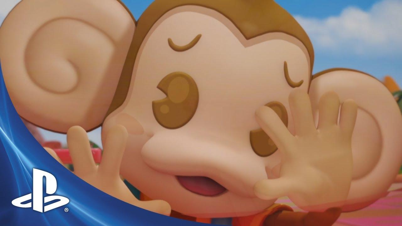 Bunches of Super Monkey Ball: Banana Splitz DLC Coming to PS Vita