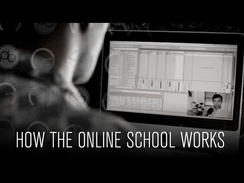 How Our Online Music Production Courses Work
