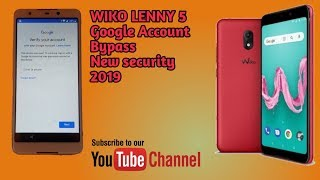Wiko Google Account Bypass