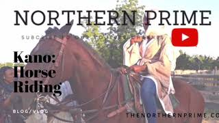 preview picture of video 'Horse Riding  Kano'