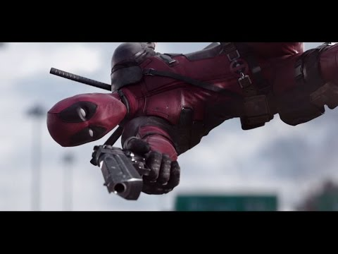 Deadpool (2016) - 12 Bullets  Counting scene  (1080p) FULL HD