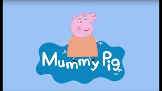 Peppa Pig Episodes - Mummy Pig's best bits! - Cartoons for Children