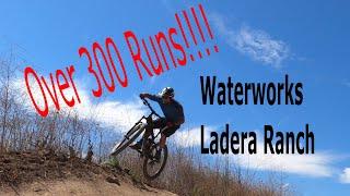 Celebrating over 300 runs on Waterworks!!!