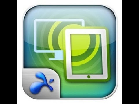 Splashtop Remote Desktop App For Ipad & Android Tablet Review And Walk Through Mp3