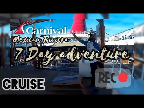 Carnival Cruise Inspiration – Ensenada Mexico Vacation 2017