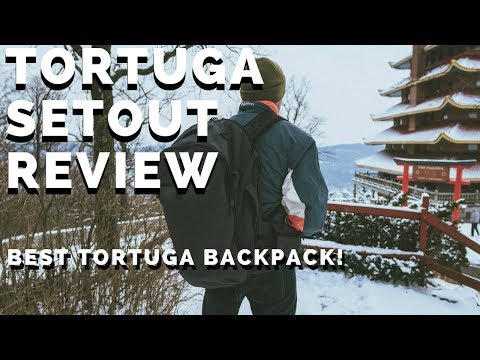 Tortuga Setout Backpack Review vs Outbreaker 45L | Best Travel Backpack!