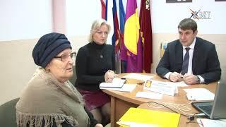 Прием по вопросам здравоохранения провел заместитель руководителя районной администрации
