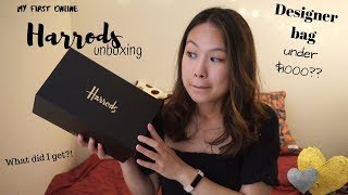 Harrods Unboxing | Valentino Handbag Under $1000! | Online Order
