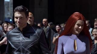 Marvel's Inhumans - Welcoming the Royal Family