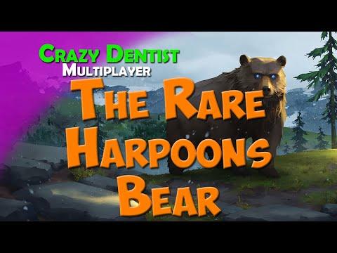 The Rare Harpoons Bear | Bear clan in FFA | Northgard