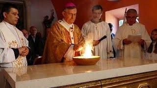 Posveta crkve u Potravlju
