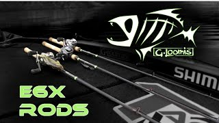 Jared Lintner Field Testing The NEW G. Loomis E6X Rods W/ Dan Thorburn