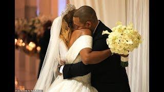 ANTM's Eva Marcille Pigford got married . . . pictures inside
