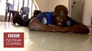 Зимбабвиец не может ходить, но танцует брейкданс