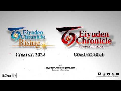 Eiyuden Chronicle franchise trailer & Microsoft Partnership Announcement  de Eiyuden Chronicle: Hundred Heroes