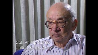 1997 Phillip Corso Complete Interview