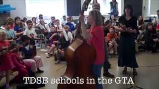 Melanie Doane - Ukulele In The Classroom Informational Video