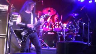 "EXCITER(Can): ""I AM THE BEAST"" + ""RAIN OF TERROR"" // Live in CHILE  18/Feb/2017"