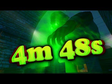 PAYDAY 2 - Prison Nightmare SpeedRun (4m 48s)
