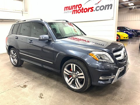 """2015 Mercedes-Benz SOLD SOLD SOLD GLK 250 20"""" wheels Nav Xenon AMG styling Automatic 2.2L  Diesel"""