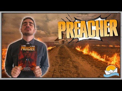 [Quadrinhos] PREACHER | Vol 1. A Caminho do Texas