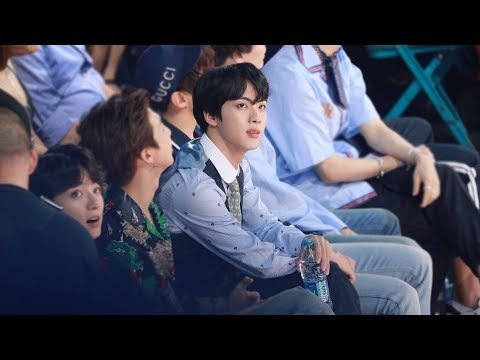 180520 BBMAs 방탄소년단 BTS - Dua Lipa New Rules 즐기는 중💗 (JIN WITH JK, RM AND J-HOPE / 석진 WITH 정국, 남준, 호석) - LOVE LOVE LIKE MINE