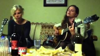 "Jolie Holland & Tanya Donelly sing ""Mexico City"" by Jolie H"