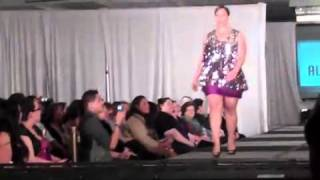 Pokaz Kolekcji Jilla Alexandra Na Full Figure Fashion Week