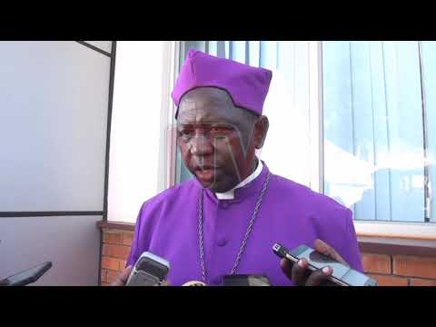 Outgoing Anglican chief, Stanely Ntagali warns youth on drugs