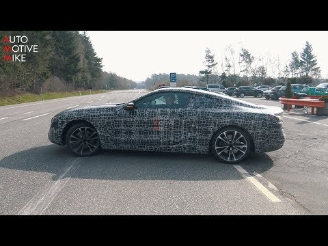 2019 BMW 8 SERIES READY FOR UNVEILING AT LE MANS 2018!