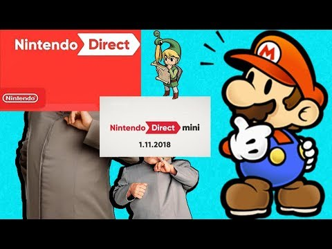 When's the Next Nintendo Direct in 2018?