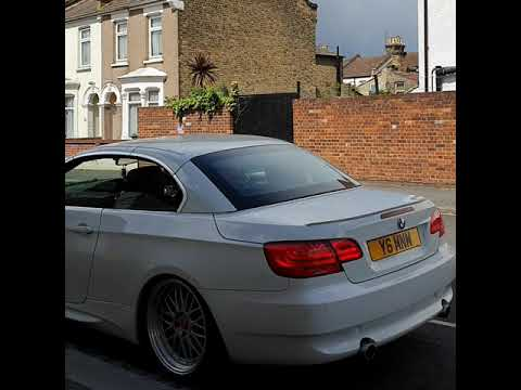 Download Bmw E92 335i N54 Bmw Performance Exhaust Catless Downpipes