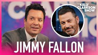 Jimmy Fallon Got Mistaken For Jimmy Kimmel By A Die-Hard Fan