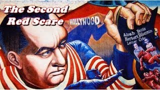 Cold War - Second Red Scare