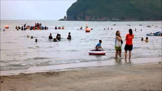preview picture of video 'Songkran Prachuap Khiri Khan 2014'