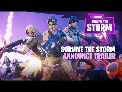 Survive the Storm Update – Trailer