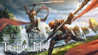 Elder Scrolls Lore - Akavir Saga: The Monkey Warriors Of Tang Mo (Ch. 2)