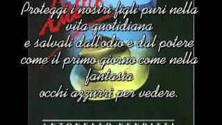 Antonello Venditti - Stella con testo