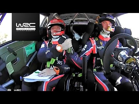 WRC - Tour de Corse 2017: Highlights Power Stage SS10