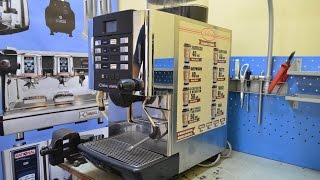 Ремонт кофемашины La Cimbali M1 Program Milk PS