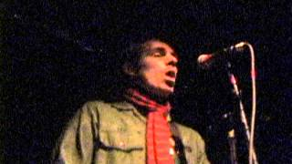 65 Ted Leo - Arms Aloft - Joe Strummer Celebration - NYC 12/22/2003