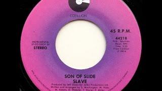 "SLAVE. ""Son Of Slide"" 1977. Album ""Slave""."