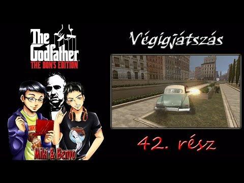 The Godfather (PS3) Mikivel, 42. rész: Macerás drive by